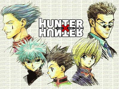 hunter x hunter | madaotaku